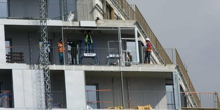 Nette amélioration de la demande de logements neufs