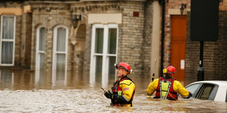 Le dispositif britannique de prévention des inondations critiqué