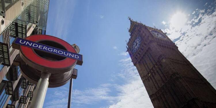 Thales décroche un contrat à 1 milliard pour rénover le « Tube » londonien