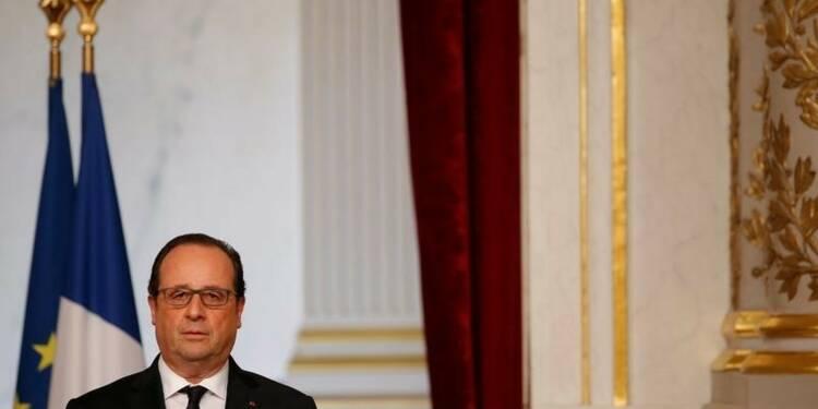 François Hollande dramatise l'enjeu du référendum britannique