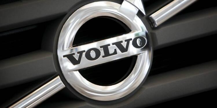 Volvo optimiste pour le marché européen des poids lourds
