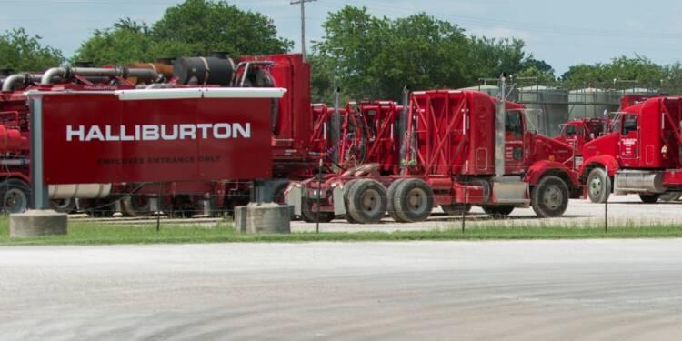 Halliburton fait mieux que prévu avec la baisse des coûts