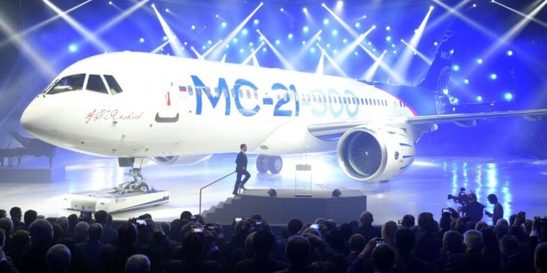 La Russie présente un nouvel avion civil face à Airbus et Boeing