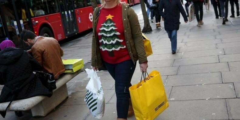 Les dépenses de ménages ont soutenu la croissance britannique