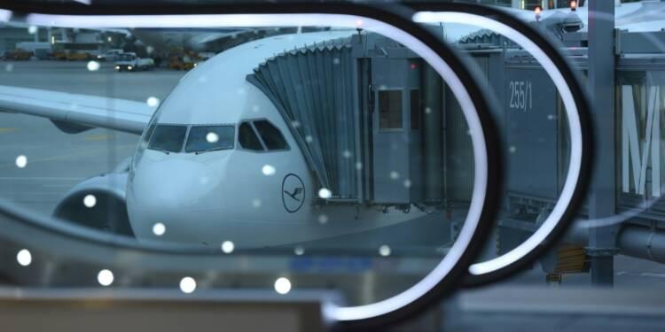 Allemagne: Lufthansa va annuler environ 900 vols mercredi à cause de grèves