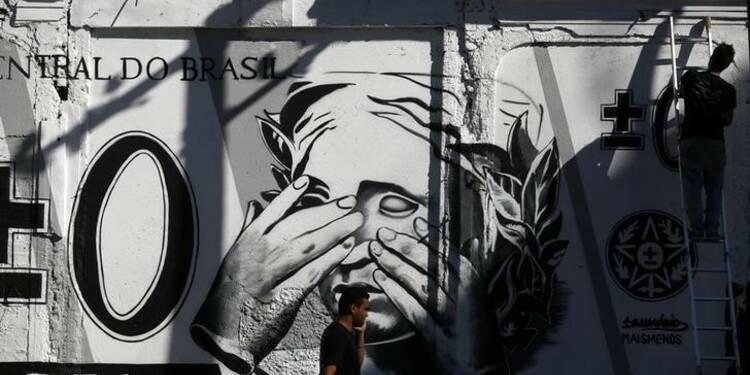 Moody's ramène à son tour le Brésil en catégorie spéculative