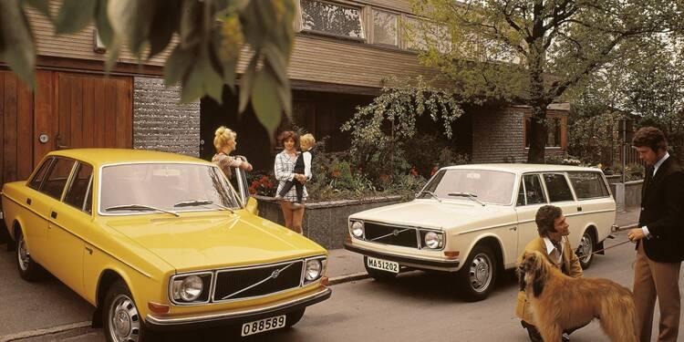 Volvo 140, 1966 : Pionnière dans les équipements de sécurité