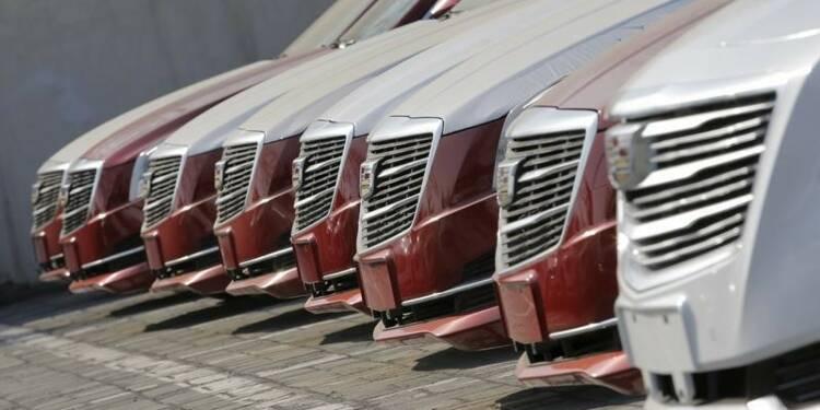 Cadillac vise une marge opérationnelle de 11% dans 10 ans