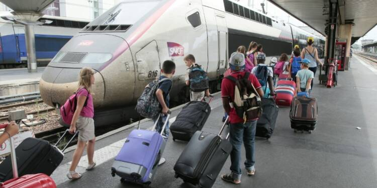 Vacances: les Français moins nombreux à envisager de partir