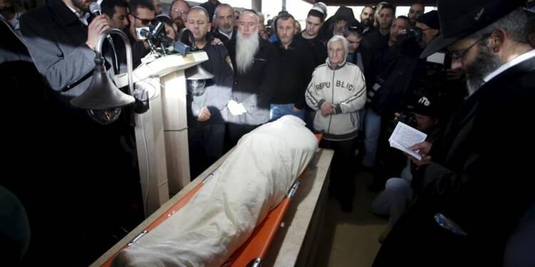 Chasse à l'homme en Israël après la fusillade de Tel Aviv