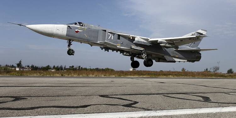 Tensions Moscou-Ankara après la destruction d'un avion russe