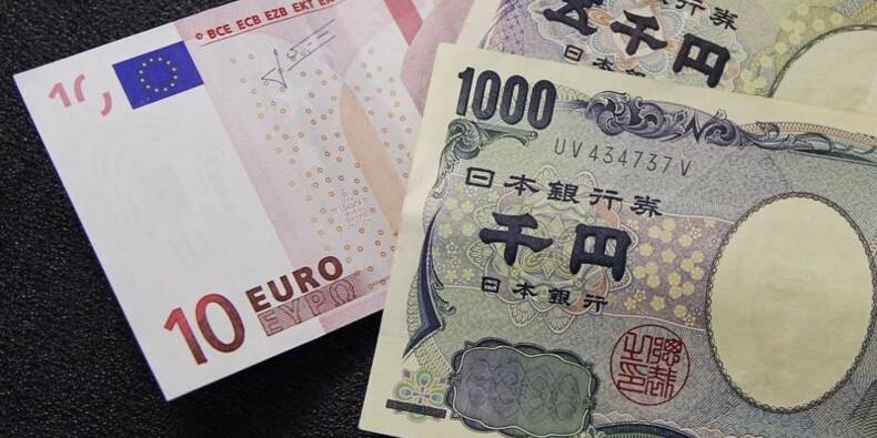"""BCE et BoJ confrontées à la """"drôle de guerre"""" des changes"""