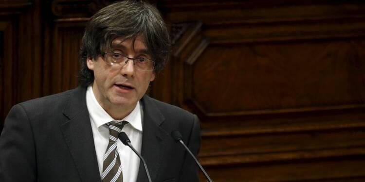 L'indépendantiste Carles Puigdemont élu président de la Catalogne