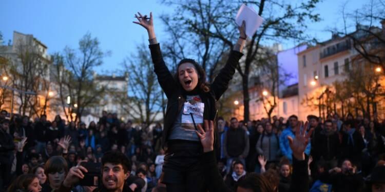 """A Marseille, la Nuit debout se tourne vers """"les privés de parole"""""""