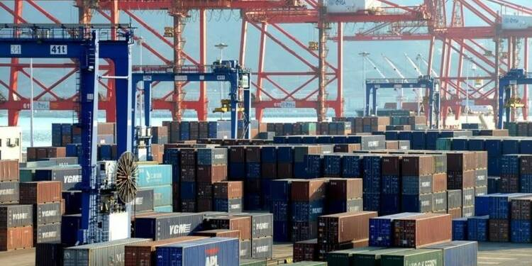 Les chiffres du commerce chinois de bon augure pour le PIB