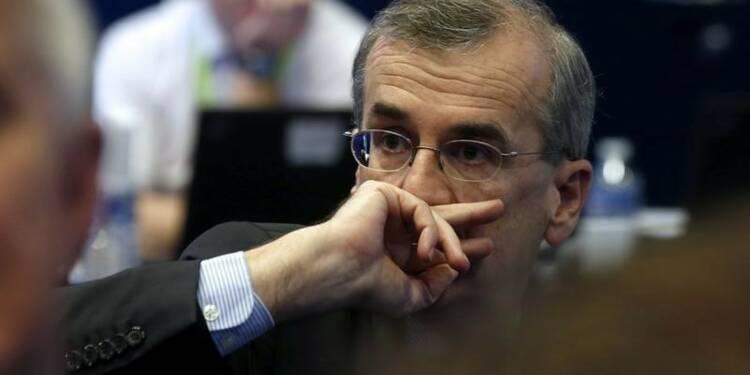 Le gouverneur de la BdF invite Paris à poursuivre les réformes