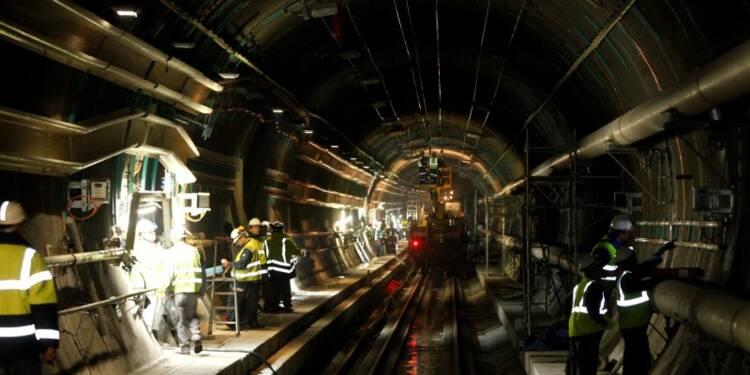 Eurotunnel vise 100% de la coentreprise ElecLink