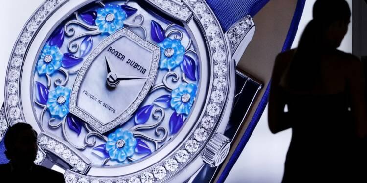 Richemont prend le contrôle total de l'horloger Roger Dubuis
