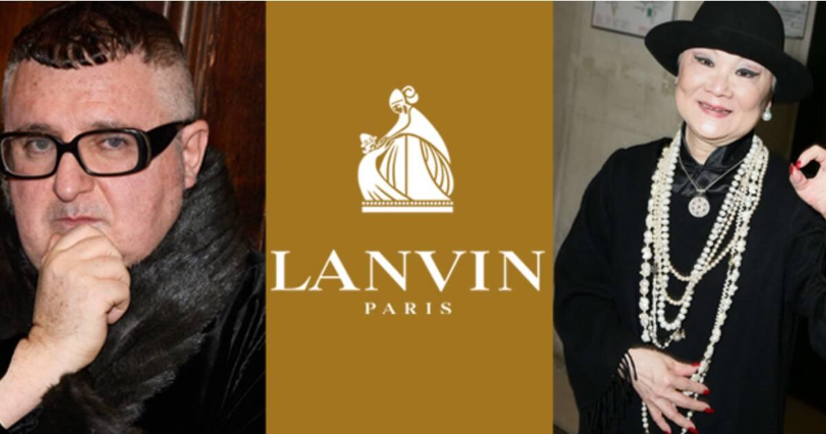 Chez Lanvin Bataille De Chiffonniers Le Couturier lFTuc3K51J