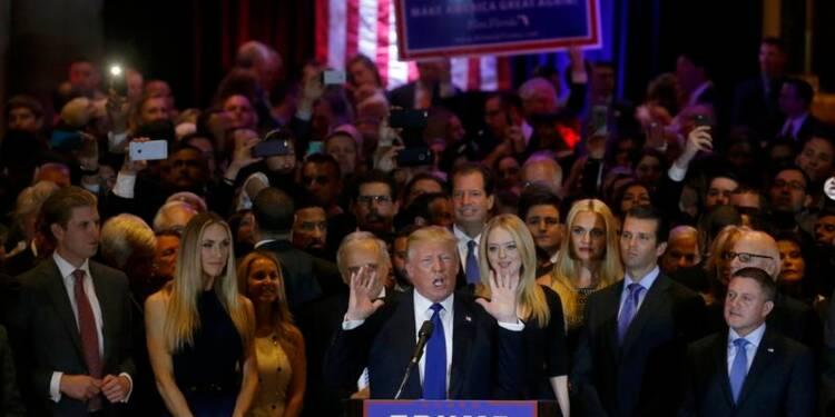 Donald Trump et Hillary Clinton gagnent gros à New York