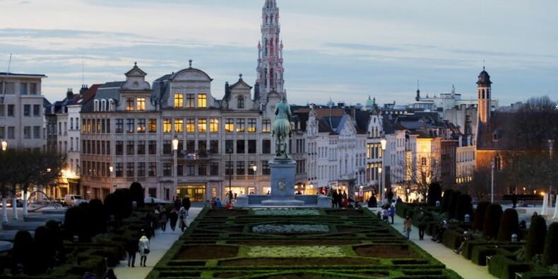 Face aux menaces, Bruxelles annule les festivités du réveillon