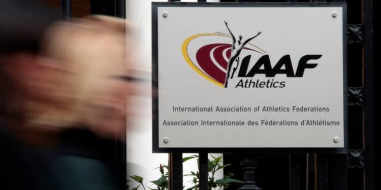D'anciens responsables de l'athlétisme russe suspendus à vie