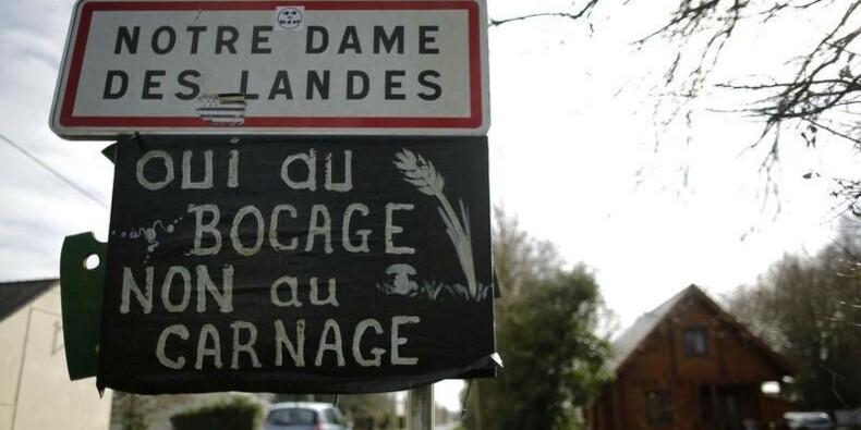 Expulsions ajournées pour les paysans de Notre-Dame-des-Landes