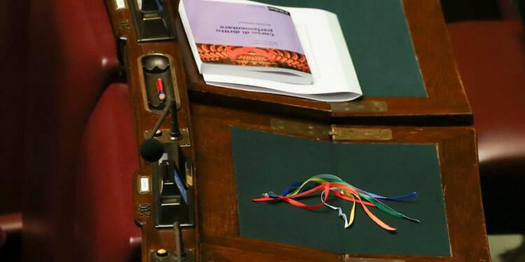 L'Italie légalise l'union civile pour les homosexuels