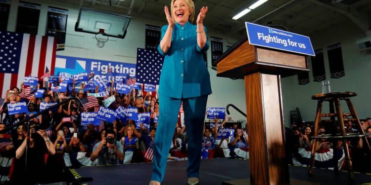 Sanders et Clinton à la conquête des votes en Californie