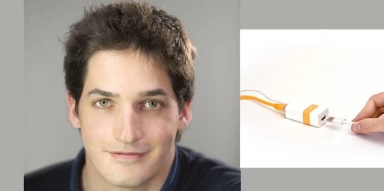 Séverin Marcombes : son boîtier remplace le stockage dans le cloud