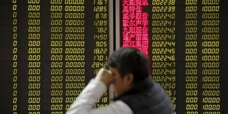La Chine remplace le chef de l'autorité de régulation boursière