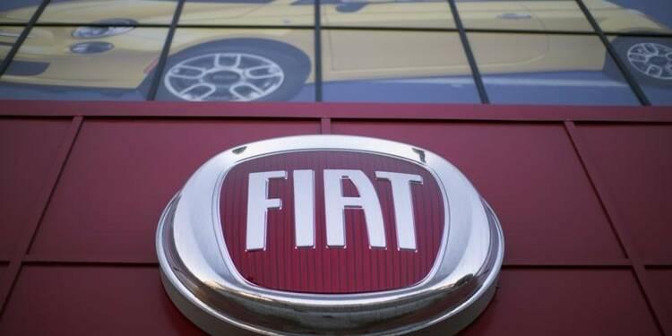La cotation de Fiat Chrysler suspendue après des accusations