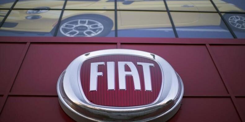 Fiat aurait manipulé ses ventes aux Etats-Unis, l'action a plongé de 9%