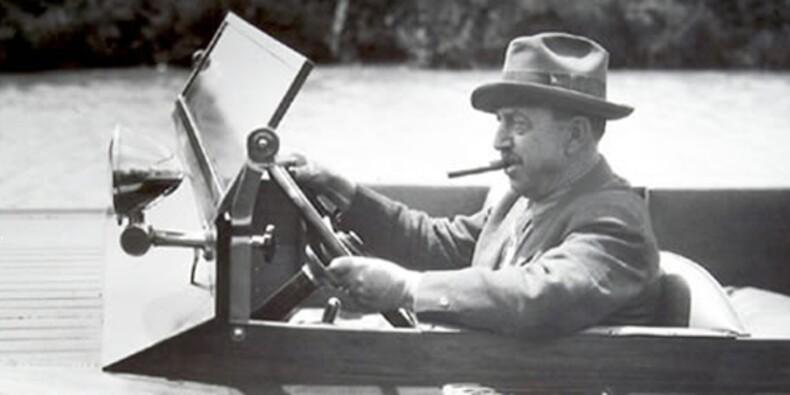 Chris Smith (1861-1939) : le pionnier du motonautisme de plaisance
