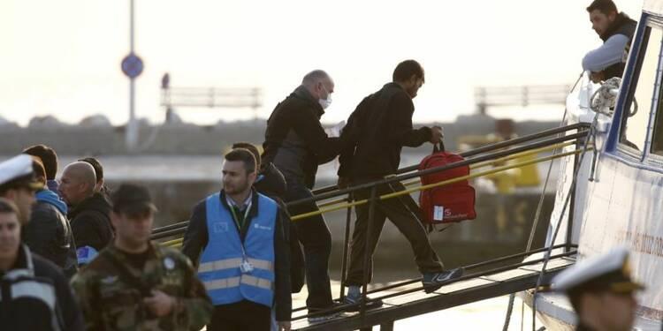 Deux groupes de migrants reconduits de Grèce en Turquie