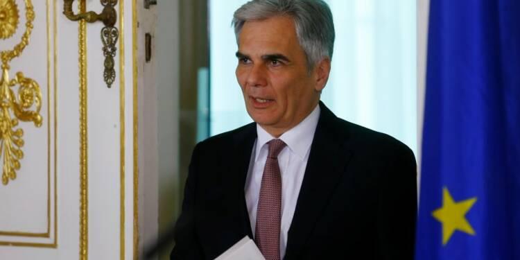 Démission du chancelier autrichien, Werner Faymann