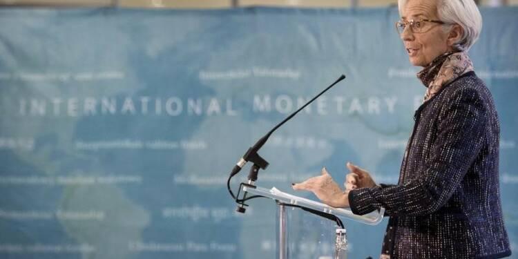 Christine Lagarde renvoyée devant la Cour de justice