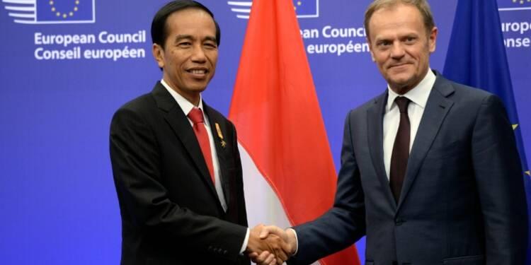 L'UE va négocier un accord de libre-échange avec l'Indonésie