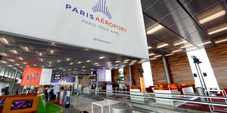Le trafic de Paris Aéroport en hausse en avril