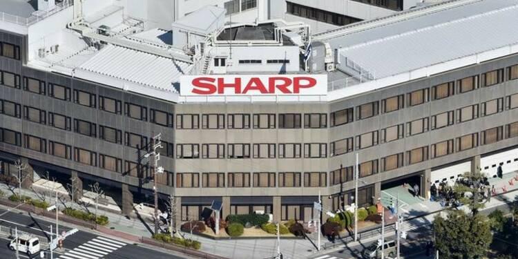 Foxconn acquiert Sharp, à prix réduit