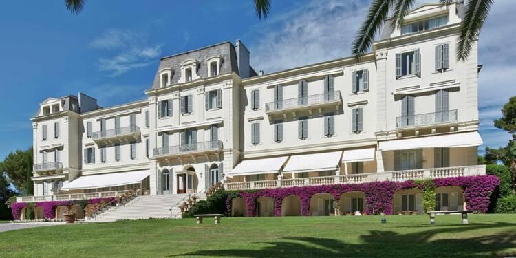 Visite au cœur des 19 Palaces français !