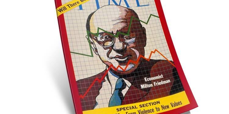 Milton Friedman (1912 - 2006) : il a prêché toute sa vie contre les méfaits de la dépense publique