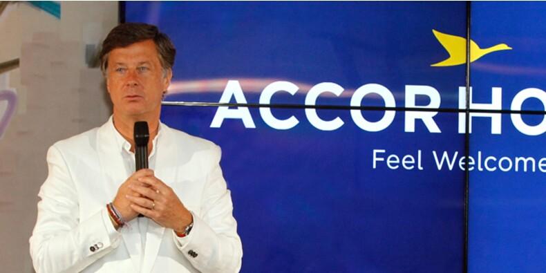 Sébastien Bazin, d'AccorHotels : l'implacable financier devenu patron de choc