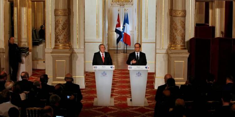 La France et Cuba ouvrent un nouveau chapitre de leurs relations