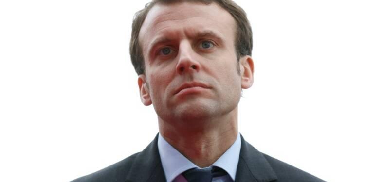Le ministre de l'Economie privé de loi Macron 2
