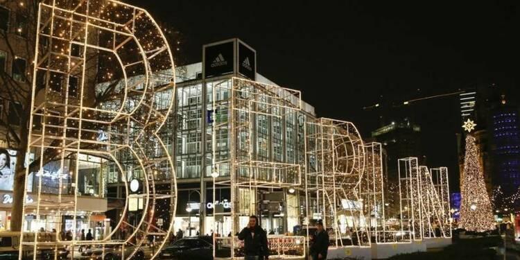 La confiance du consommateur en hausse dans la zone euro