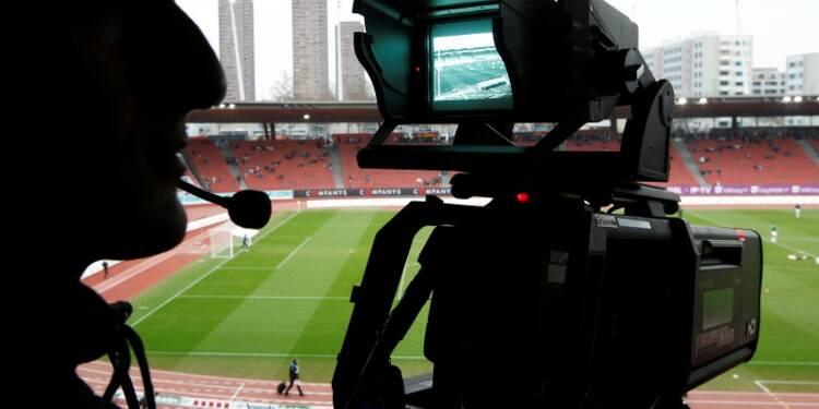 Telefonica débourse 2,4 milliards pour des droits TV du foot