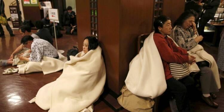 Puissant séisme dans le sud-ouest du Japon, un mort