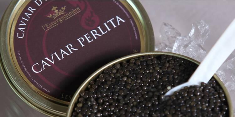Vin, truffe, caviar... 15 produits d'exception accessibles