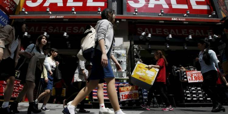 Croissance japonaise minimale attendue au 1er trimestre